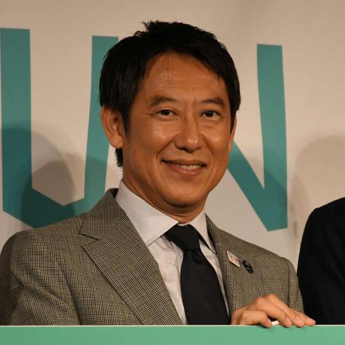 都内でイベントに出席しラグビー日本代表の活躍をたたえた鈴木大地スポーツ庁長官(撮影・大友陽平)