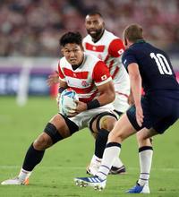 日本8強39・2%「紅白歌合戦」クラスの数字 - ラグビー : 日刊スポーツ