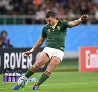 南アフリカSOポラード日本戦「同じ間違いしない」 - ラグビー : 日刊スポーツ