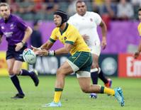 オーストラリア、ボール支配率上回るも決定力に泣く - ラグビー : 日刊スポーツ