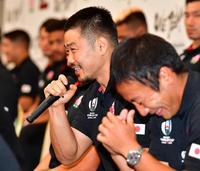SH田中史朗、ジョセフHCら首脳陣の続投直訴 - ラグビー : 日刊スポーツ